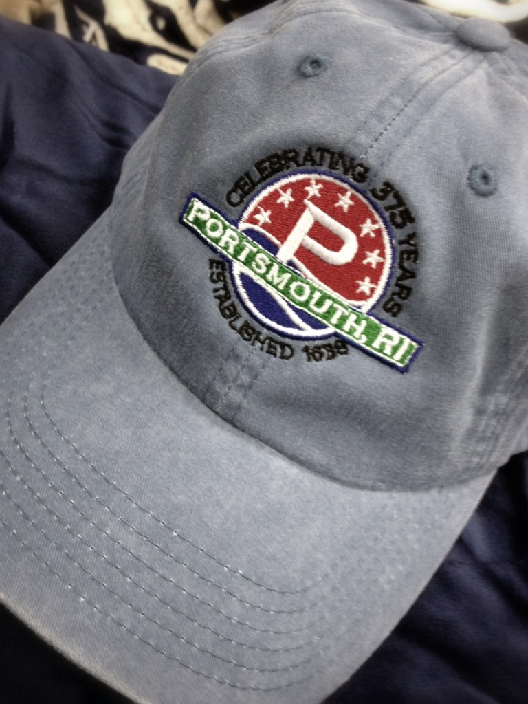 Celebrating Portsmouth 375th Hat