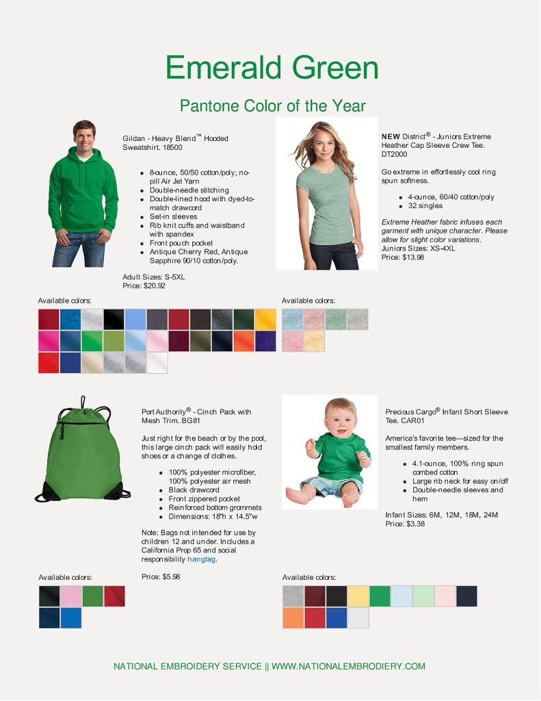 Emerald Green 2.13