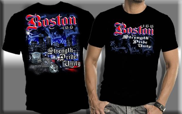 Boston Strength Pride Unity