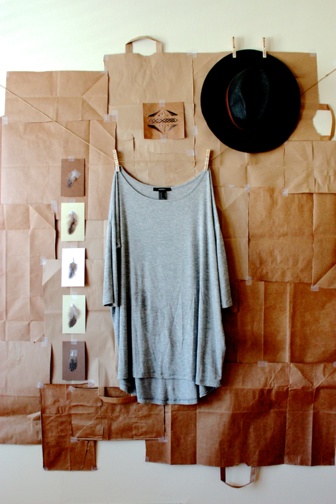 Wardrobe Essential Guide - Grey T-shirt _TLV Birdie Blog 01