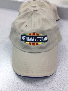 Vietnam hat front close