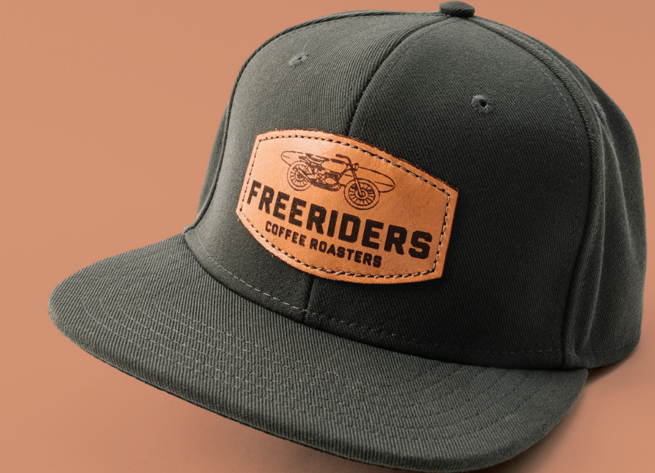 trend alert hats with leather patches welcome to national embroidery screen printing trend alert hats with leather patches